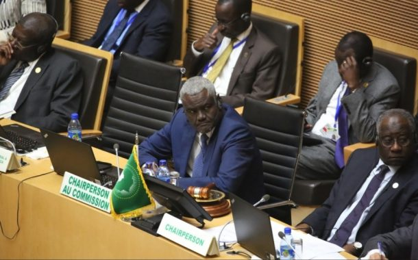 الإتحاد الإفريقي يصفع الدبلوماسية المغربية و يتشاور مع جنرالات الجزائر لحل ملف الصحراء