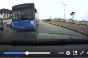 فيديو   طوبيس في الدار البيضاء يعرض حياة المواطنين للخطر بطريقة مخيفة