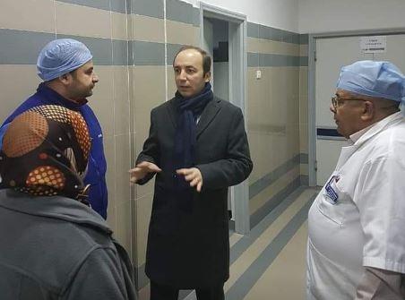 الدكالي يتعاقد مع 30 ممرضاً لسد الخصاص في مستشفيات وزان !