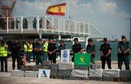 إسبانيا تحجز 911 كلغ من الكوكايين و تعتقل 10 أشخاص في ميناء الجزيرة الخضراء