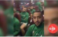 فيديو | لاعبو المنتخب 'محيحين' على إيقاع الشعبي بإيطاليا !