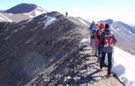 مروحية تنقل ساحة روسية إلى المستشفى بعد سقوطها في جبل توبقال