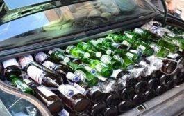 جمارك الناظور تحجز كمية كبيرة من الكحول الطبية في باب مليلية !