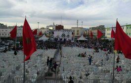 عزوف صارخ على حضور مهرجان خطابي للعثماني بسوس !