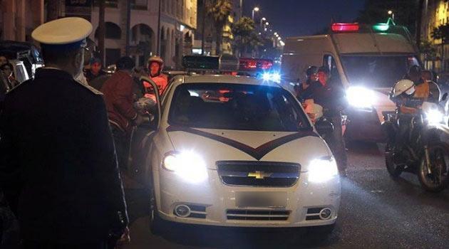 أكادير/اعتقال مبحوث عنه في قضايا اغتصاب و سرقة تحت التهديد بالسلاح