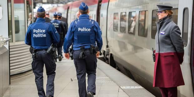 بلجيكا تشن حملةً تفتيشية واسعة في القطارات و 'الحراكة' المغاربة يلزمون منازلهم !