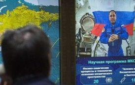 رواد الفضاء يصوتون على 'بوتين' و النسبة تصل في محطة الفضاء الدولية لـ 100%