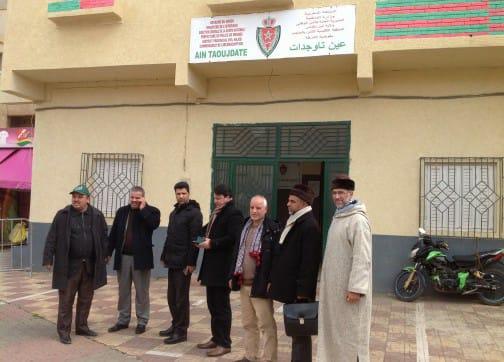 إيداع رئيس بلدية 'عين تاوجطات' عن البيجيدي السجن بعد أن سلم نفسه للشرطة