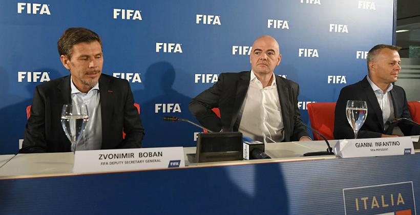 الفيفا تدرس توسيع عدد المنتخبات في مونديال قطر ولعب بعض المباريات في الكويت وعُمان