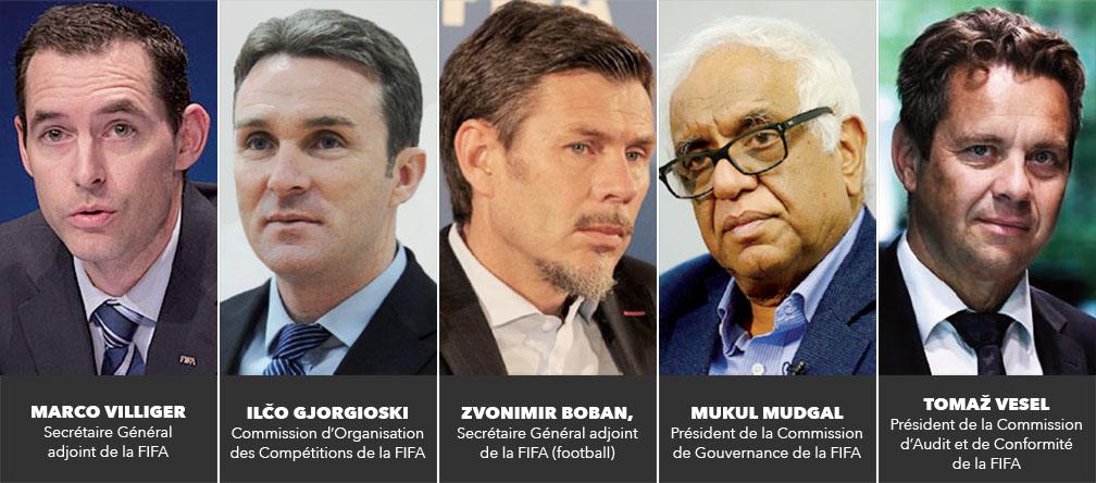 لجنة الفيفا 2026 تحل بالمغرب و تعليمات تمنعها من لقاء الصحافة