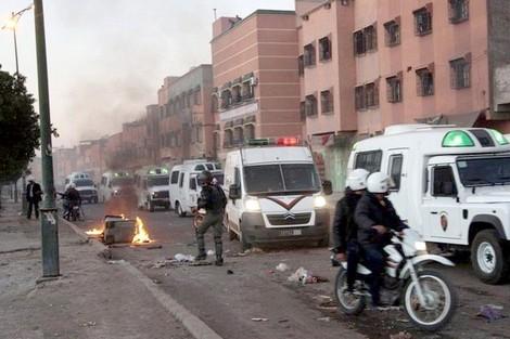 وثيقة تثبت تورط الجزائر في تمويل العنف داخل الأقاليم الجنوبية المغربية !