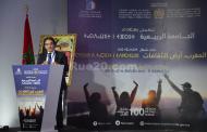 افتتاح الجامعة الربيعية لشباب مغاربة العالم و بنعتيق يدعوهم إلى الدفاع عن القضايا الكبرى للمملكة