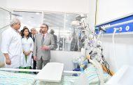ساكنة سلا تتفاجأ بإغلاق المستشفى الذي دشنه المٓلك بسٓلا الأسبوع الماضي بـ32 مليار لعدم جاهزيته