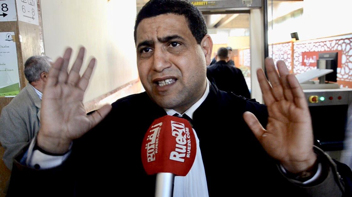 الهيني: من حق غرفة الجنايات إعتقال 'حمي الدين' خلال الجلسة