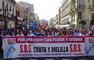 فيديو | تجار مليلية يثورون في وجه السلطات الإسبانية و يتهمونها باحتقار المغاربة