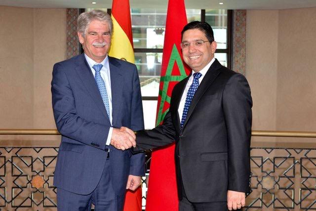 وزير الخارجية الاسباني: المغرب يمكنه الآعتماد علينا كصديق وشريك داخل الاتحاد الإوربي