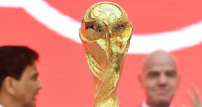 'إنفانتينو' يقترح تنظيم مونديال مُصغر من ثمانية منتخبات بدل كأس القارات