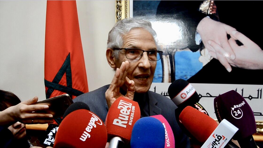 الداودي يرد على أساتذة التعاقد : البنك الدولي لا يفرض أي إجراء على المغرب !