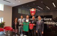 النيبت، بودربالة و نوال المتوكل يلتقون رئيس إتحاد الجبل الأسود لكرة القدم لدعم 'موروكو2026'