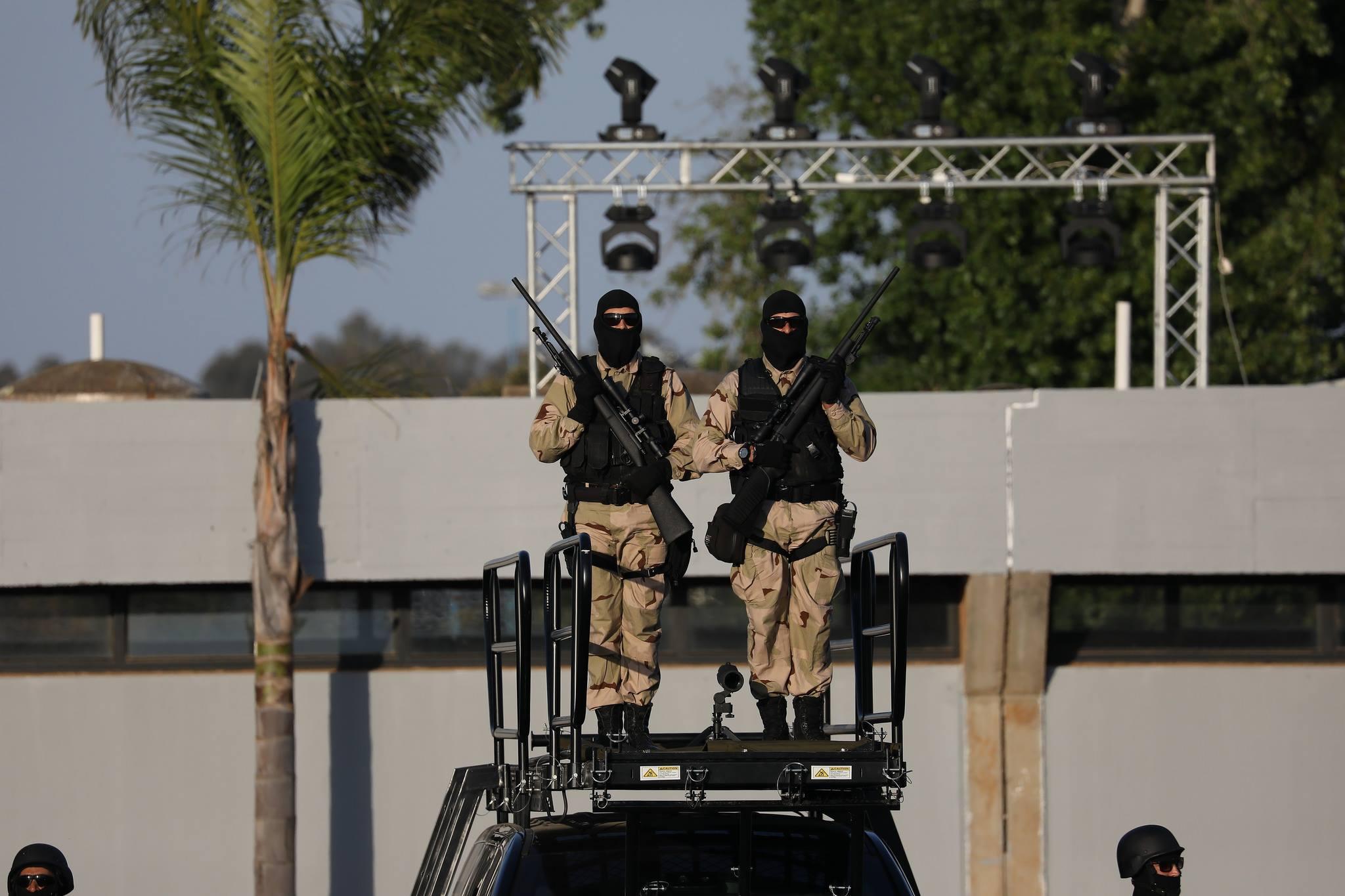Moroccan Special Forces/Forces spéciales marocaines  :Videos et Photos : BCIJ, Gendarmerie Royale ,  - Page 14 A-30