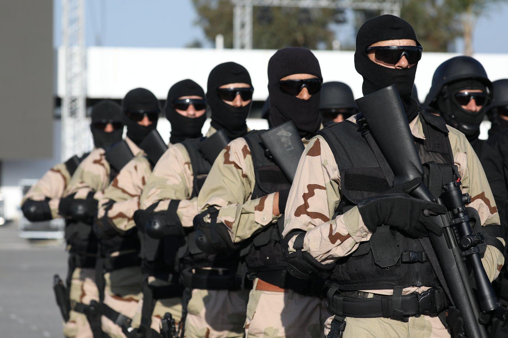 Moroccan Special Forces/Forces spéciales marocaines  :Videos et Photos : BCIJ, Gendarmerie Royale ,  - Page 14 Aa-24