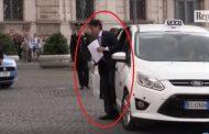 فيديو   رئيس وزراء إيطاليا الجديد يستقل طاكسي لمقابلة رئيس الدولة !