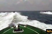 فيديو | مطاردة مثيرة لزوارق مطاطية تحمل 4 أطنان من الحشيش بسواحل سبتة