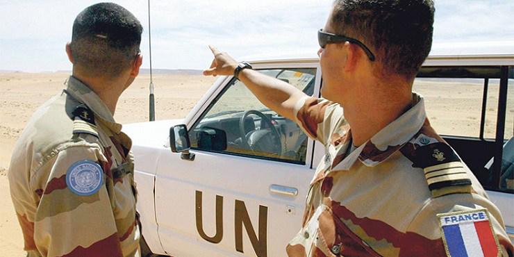 مندوب بلجيكا يطالب مجلس الأمن بالإسراع في تعيين مبعوث جديد للصحراء !