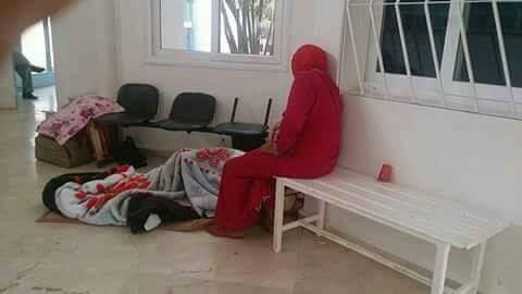 سيدة حامل تفارق الحياة بمستشفى أزيلال و غليان كبير في صفوف الساكنة !