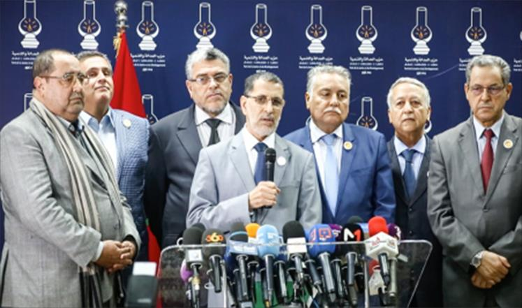 العثماني يضعُ هيكلة 'حكومة الكفاءات' لدى الديوان الملكي وينتظرُ لائحة الأسماء للإستوزار