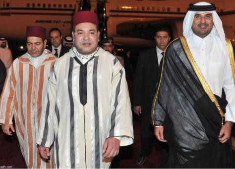 عاجل/محمد السادس يتصل بأمير قطر ليشكره على دعمه للترشيح المغربي لتنظيم المونديال