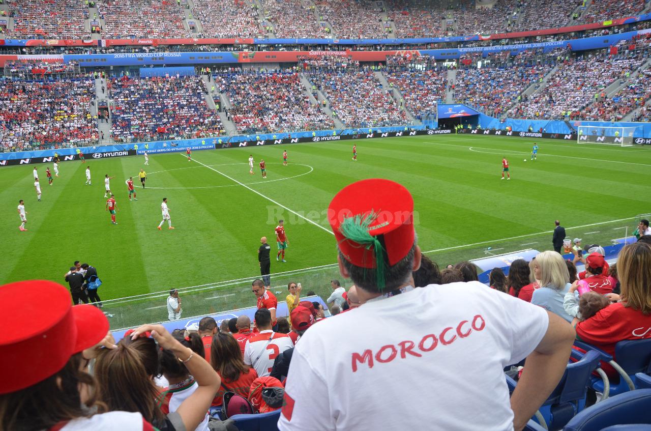 الفيفا يوجه دعوات خاصة لنجوم مغاربة لحضور مباريات المغرب في روسا