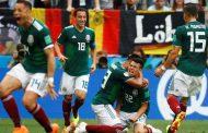 المكسيك تفاجئ ماكينات ألمانيا وتلحق بها هزيمة تاريخية في مونديال روسيا