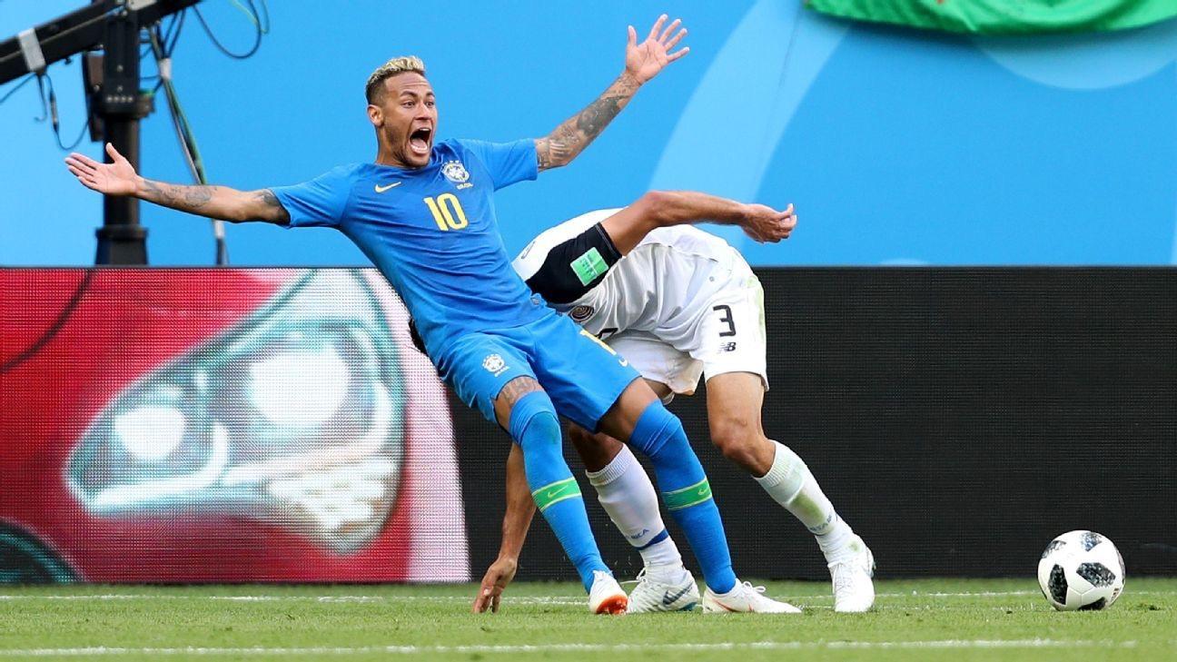 البرازيل تفوز بشق الأنفس على كوستاريكا وتشعل صراع التأهل مع صربيا سويسرا