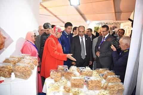مجلس جهة الشرق ينظم الدورة الثانية للمعرض الجهوي للاقتصاد الاجتماعي والتضامني بوجدة