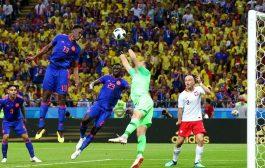 كولومبيا تقصي بولندا وتحتفظ بحظوظ التأهل للدور الثاني