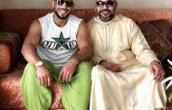 المٓلك محمد السادس يستضيف 'أبو زعيتر' بقصره في عيد الفطر