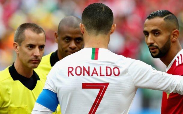 بنعطية يطلق النار على رونالدو : لم يقم بأي شيء استثنائي سوى ادعاء السقوط !