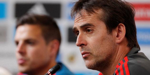 ضربة موجعة و في صالح المغرب .. إقالة مدرب المنتخب الإسباني يوماً واحداً قبل انطلاق مونديال روسيا