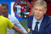 فيديو . أرسين فينغر : ضربة جزاء صحيحة 100 % غير محتسبة للمغرب أمام البرتغال !