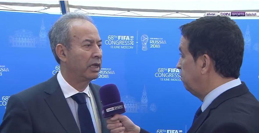 سفير المغرب بروسيا : مؤسف أن يتخلى عنا العرب و المغرب سيتقدم بملف مشترك لتنظيم كأس العالم