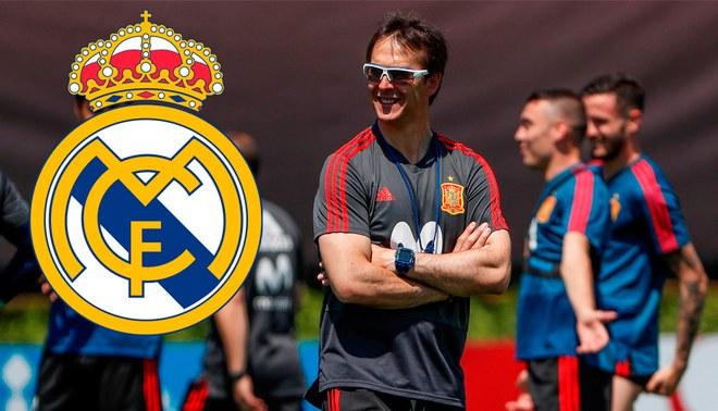 ريال مدريد يستعين رسمياً بمدرب إسبانيا 'لوبتيغي' لثلاثة مواسم
