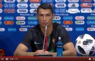 فيديو . رونالدو : المنتخب المغربي فاجئني و لعب بشراسة !