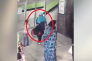 فيديو . كاميرا للمراقبة تفضح سيدة منقبة سرقت رضيعةً من مستشفى الهاروشي بالدار البيضاء !