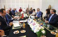 ساجد يبحث فتح خط جوي مباشر بين المغرب والدومينيكان لتشجيع السياحة بين البلدين