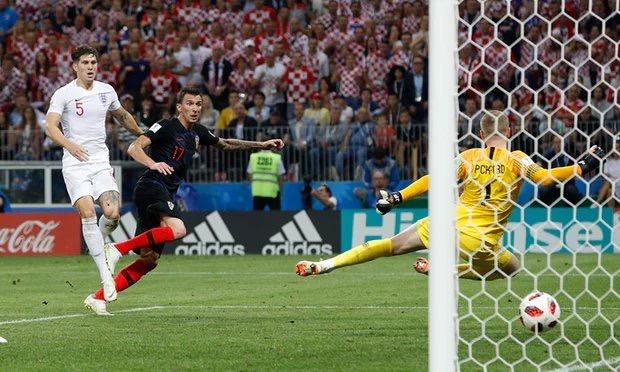 كرواتيا تقلب الطاولة على الإنجليز وتعبر لنهائي المونديال لملاقاة فرنسا