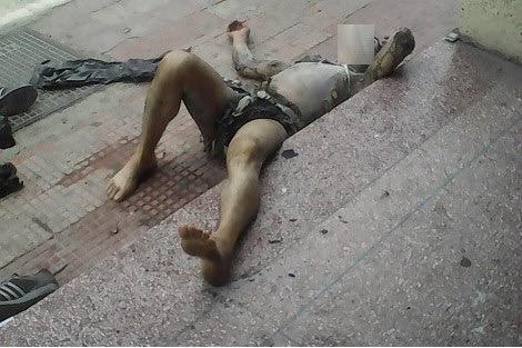 شيخ ستيني يضرم النيران في جسده بأكادير بسبب مشاكل عائلية