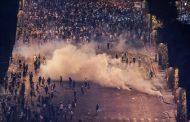 جرحى وسرقة متاجر وإحراق للسيارات بباريس في إحتفالات الفرنسيين بالفوز بكأس العالم