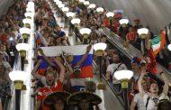 مونديال روسيا: 5 ملايين سائح زاروا موسكو وتنقلوا بسلاسة ومجاناً عبر الميترو والحافلات