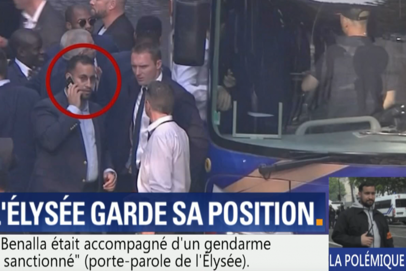 بعيداً عن الملهوطين المغاربة..برلمانيو فرنسا يُحققون مع وزير الداخلية حول عُنف الحارس الشخصي لماكرون